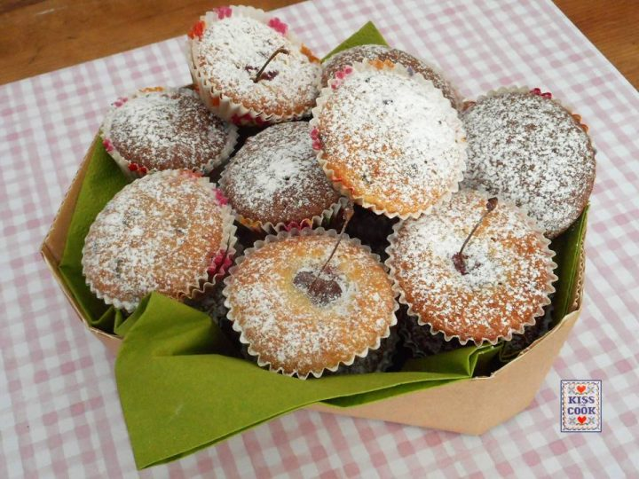 Muffin dai tanti gusti