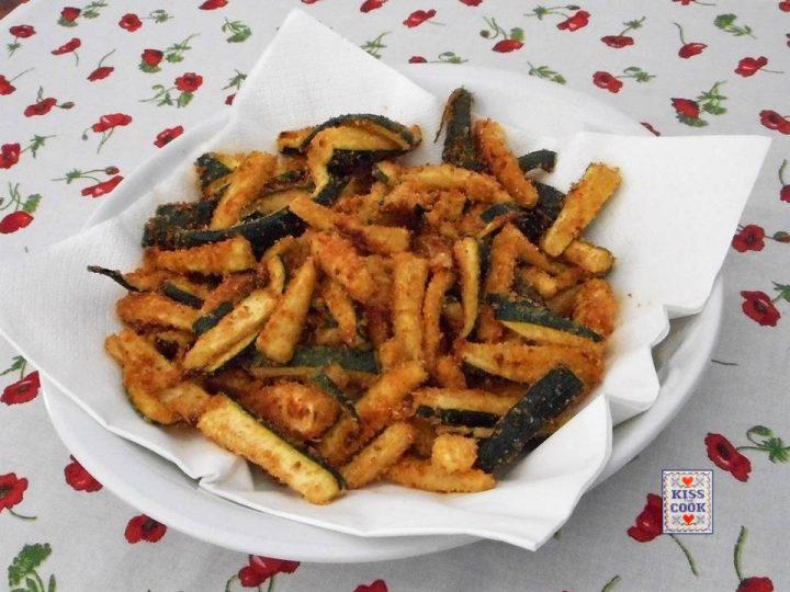 Zucchine gratinate come contorno