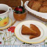 Fette biscottate con farro
