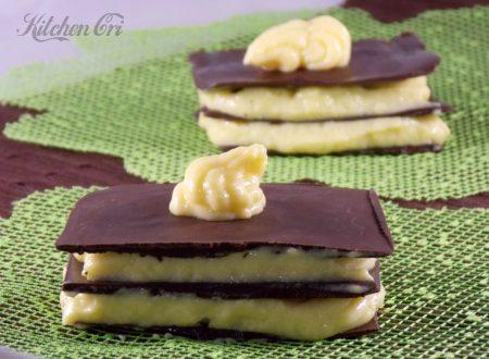Millefoglie di cioccolato