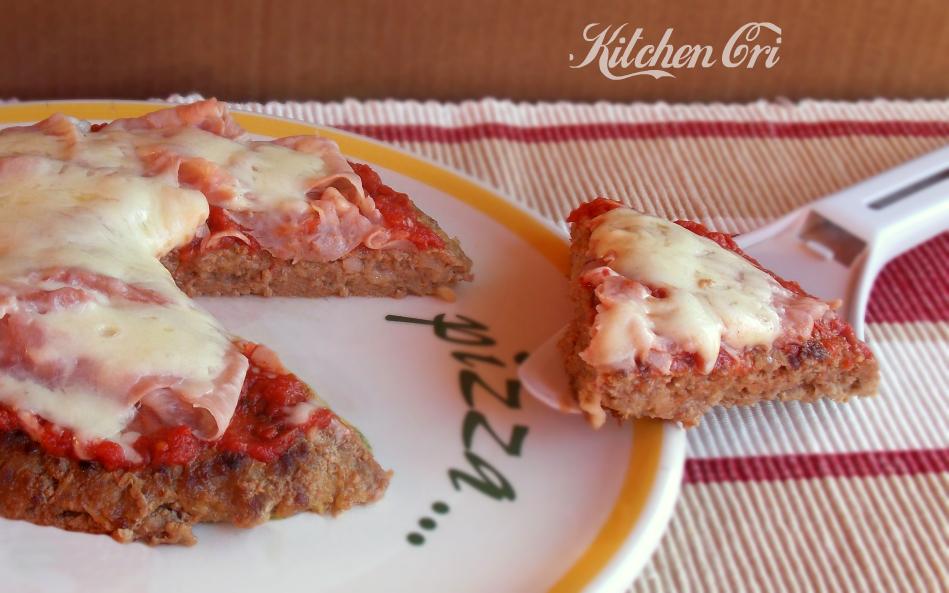 Pizza di carne, ricetta ingannevole