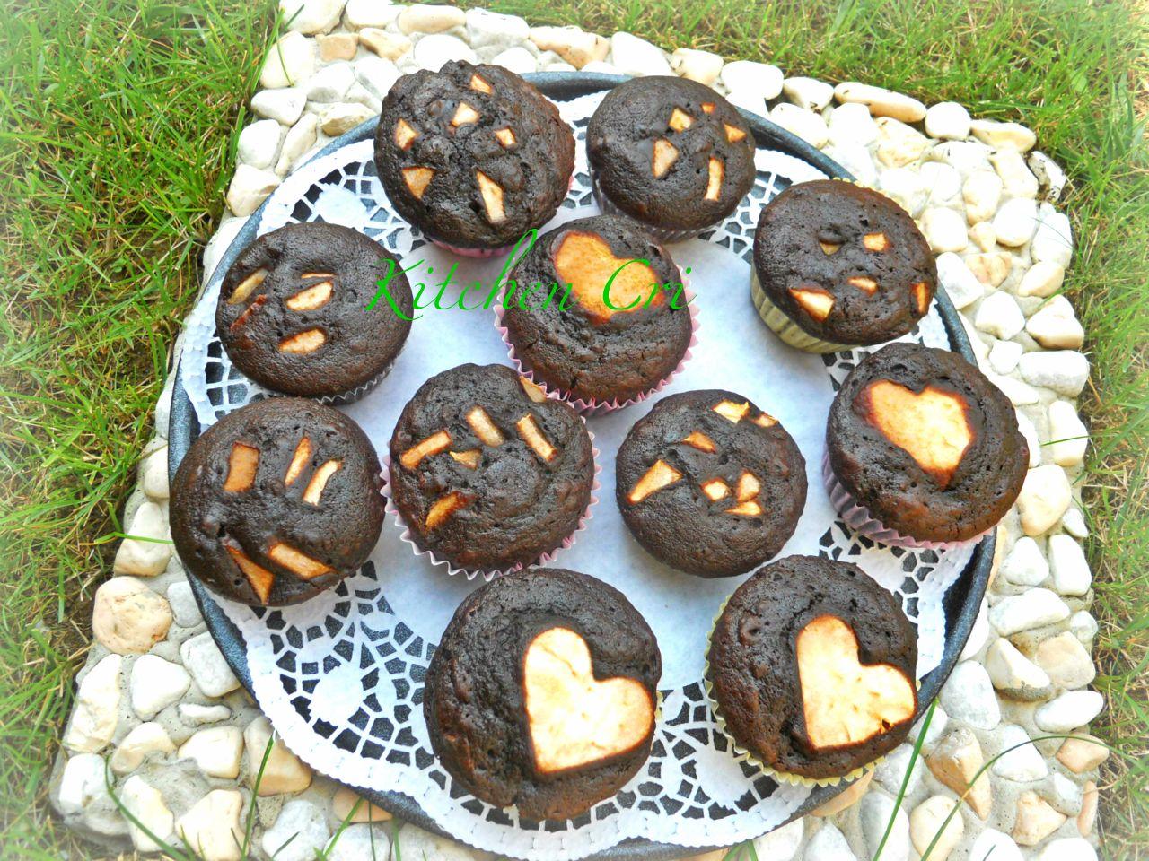 i-finti-cupcakes-al-cacao-e-mele-di-kitchen-cri