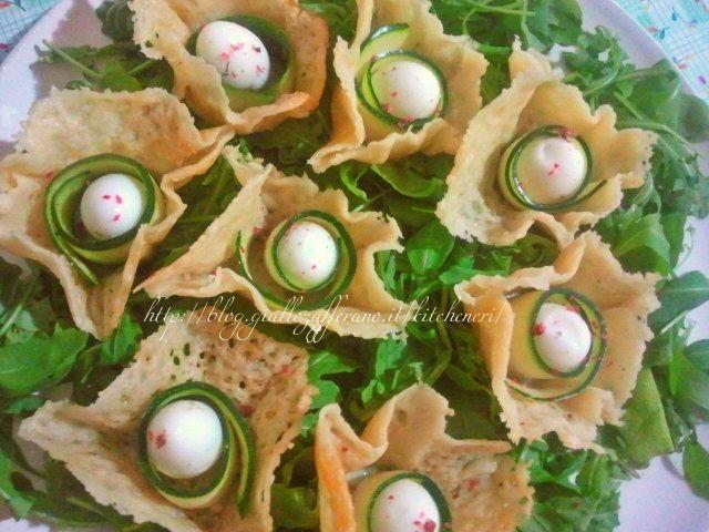 uova-di-quaglia-in-cestini-di-formaggio-di-kitchen-cri