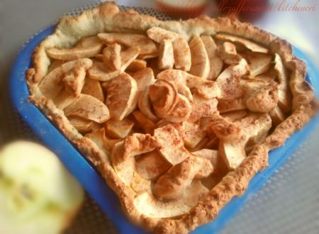 Crostata di mele, ricetta dolce