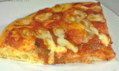 Pizza del campione del mondo, ricetta lievitati