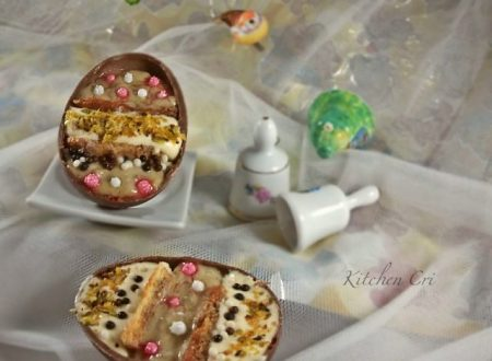 Uova di Pasqua ripiene, ricette Pasqua