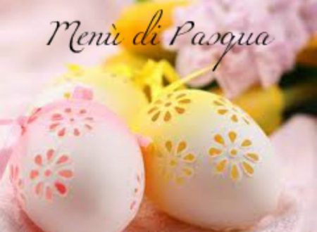 Menù di Pasqua, seconda proposta