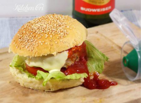Cheeseburger, ricetta fast food