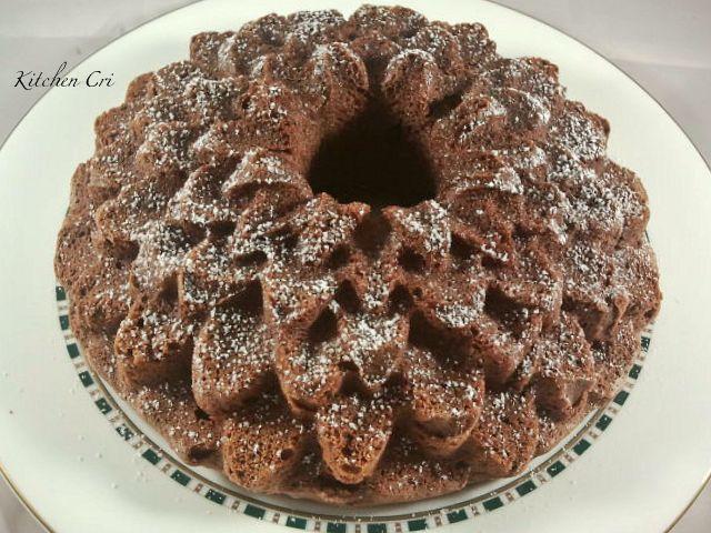 torta al cacao con solo albumi di kitchen cri.jpg Torta al cacao con solo albumi