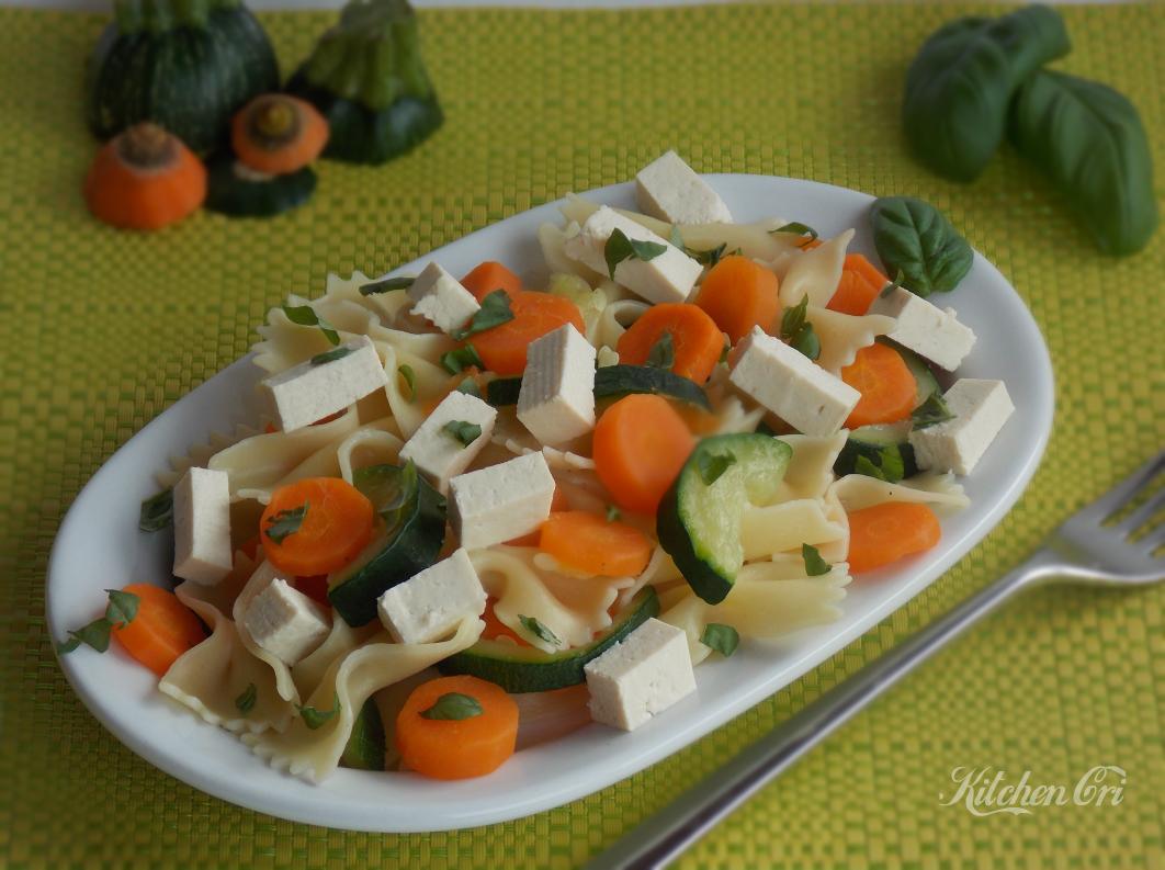 zucchine e carote