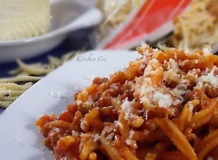 Malloreddus alla Campidanese, ricetta tipica sarda