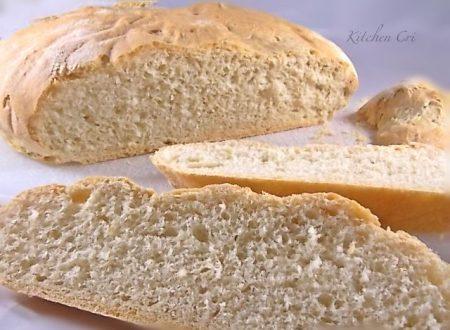 Pane al farro, ricetta light