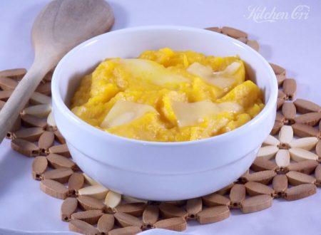 Purè di zucca e patate