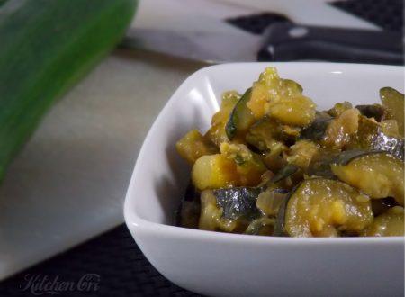 Zucchine in tecia, ricetta semplice e veloce