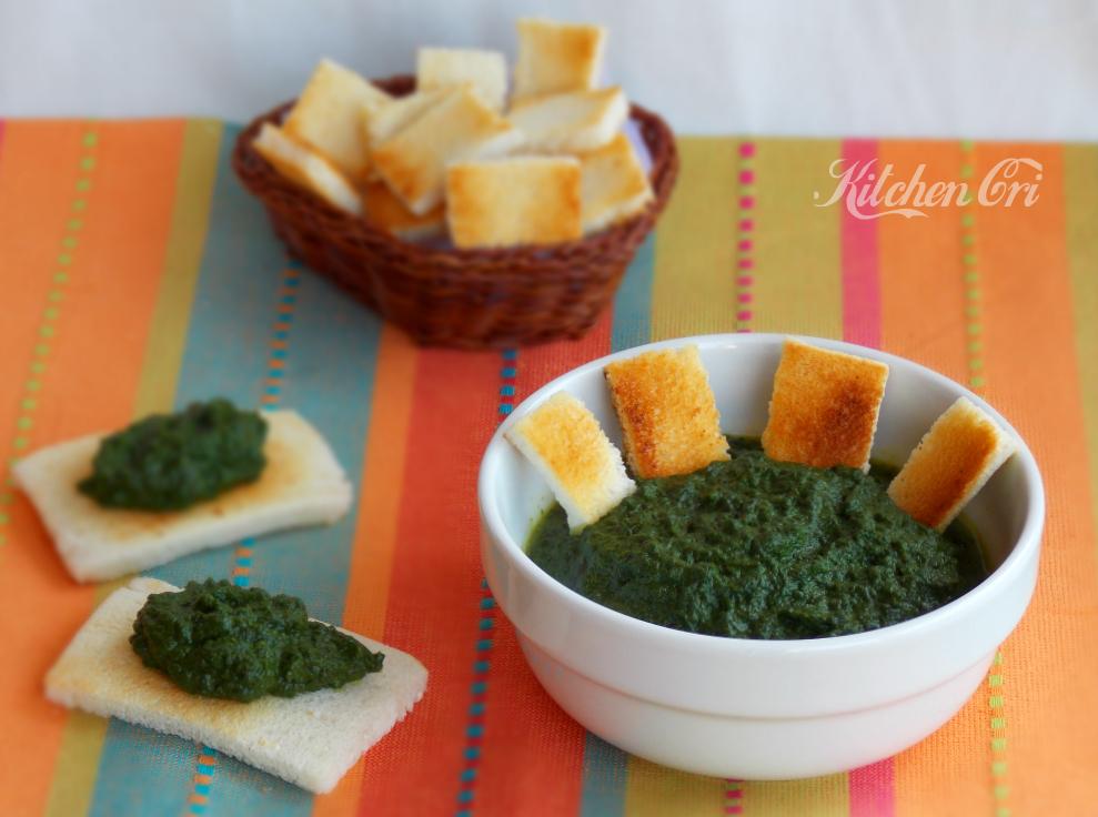 Crema di spinaci, ricetta multi uso