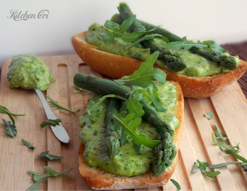 bruschette alle verdure