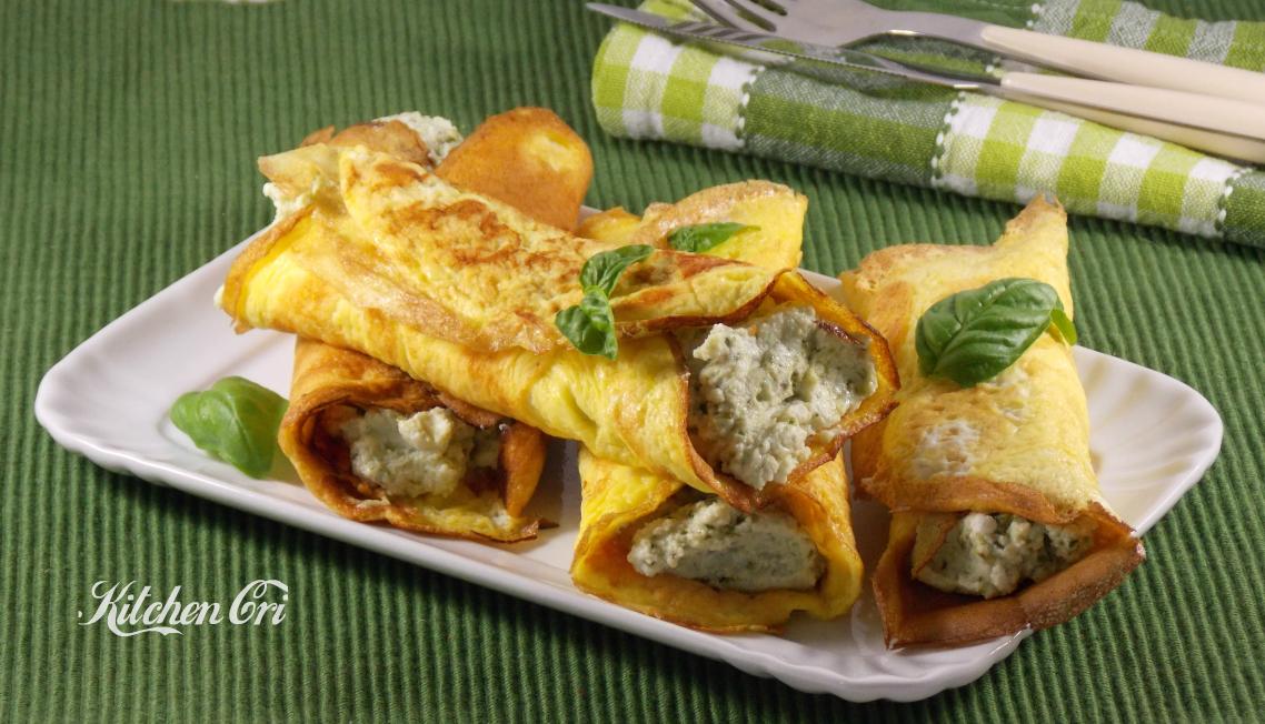 omelette ripiene