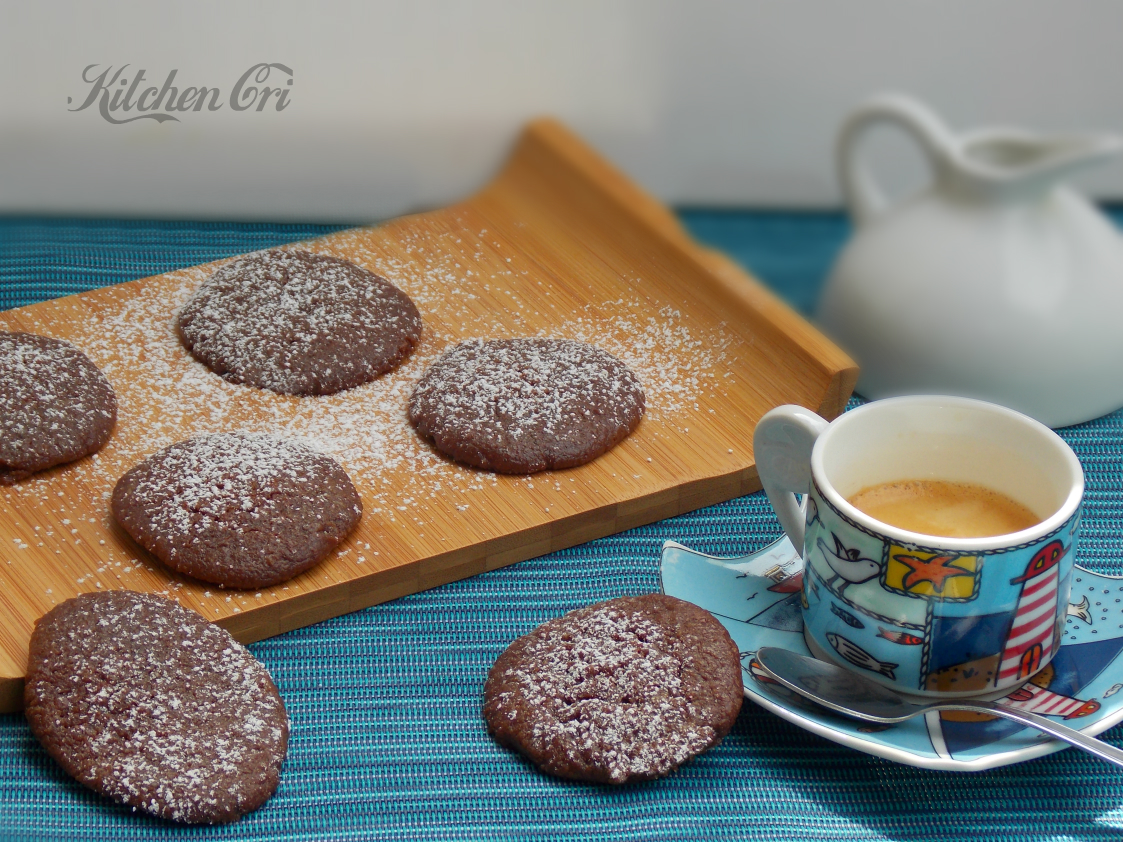Biscotti alla nutella al microonde kitchen cri for Microonde ricette