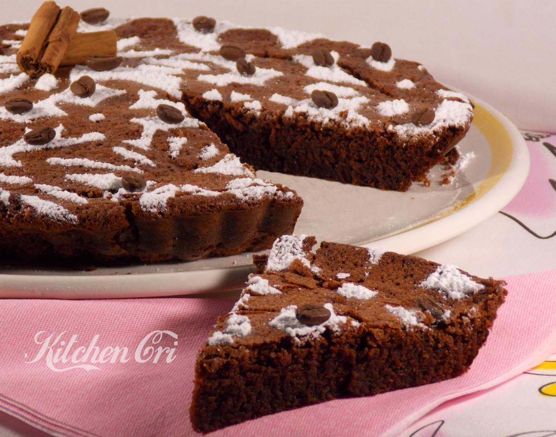 torta cioccolato caffè