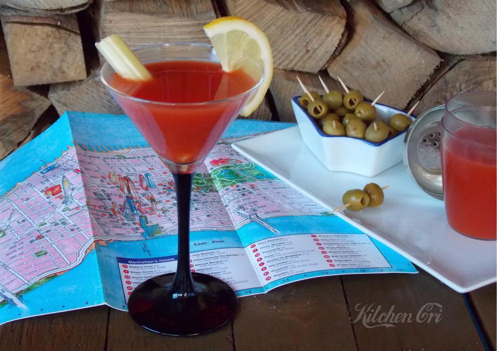 Bloody Mary (il mio viaggio a NY)