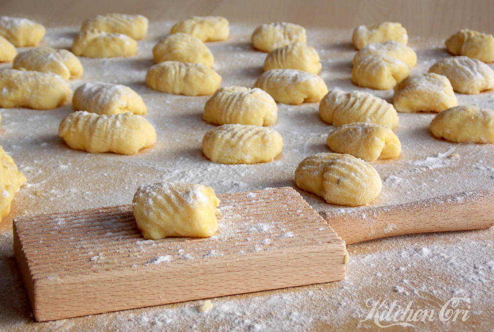 Gnocchi, ricetta base