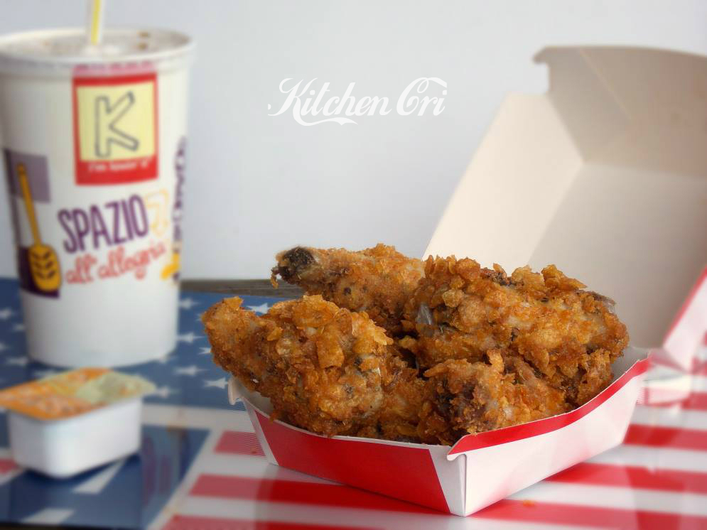 Corn fried chicken (Il mio viaggio a New York III)