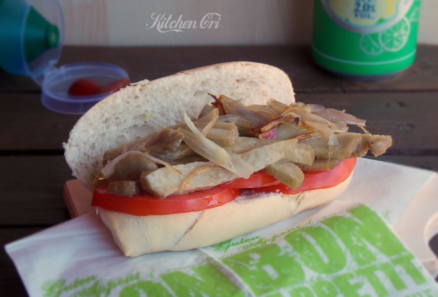 Kebab di seitan, ricette vegane