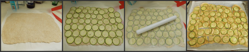 Collage crackers