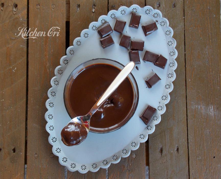 Crema al cioccolato veg