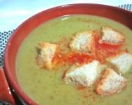 Crema di zucchine, ricetta light