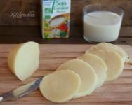 Mozzarella vegan fatta in casa (la mia settimana vegan)