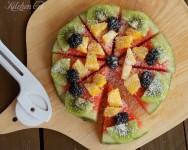 Pizza di macedonia, l'importanza della frutta