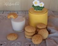 Biscotti al farro, ricetta veg