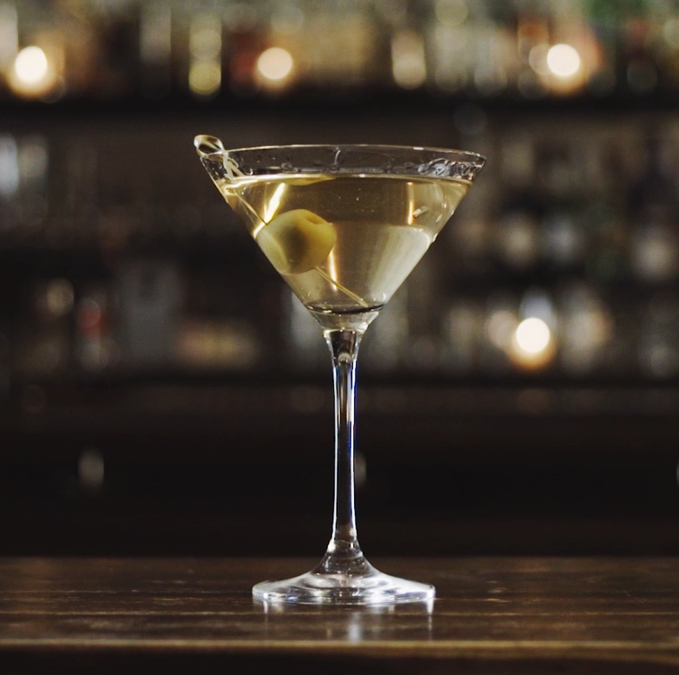 Martini Dry (Cocktail)