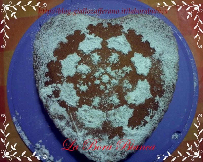 Cassata al forno   crostata di ricotta e gocce di cioccolato   ricetta siciliana   La Bora Bianca