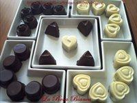 Cioccolatini ripieni - ricetta per tutti i gusti La Bora Bianca