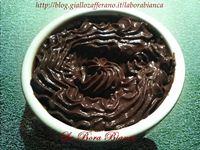 Crema al cioccolato e ricotta | La Bora Bianca