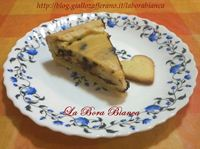 Crostata con crema pasticcera e ricotta La Bora Bianca