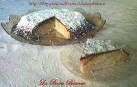 Torta al cocco glassata - Torta Bounty (senza uova nè forno) La Bora Bianca