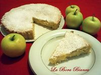 Torta di mele La Bora Bianca