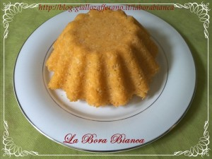 Timballo di riso al ragù di pollo La Bora Bianca