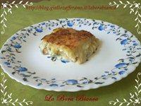 Gateau di patate e salmone La Bora Bianca