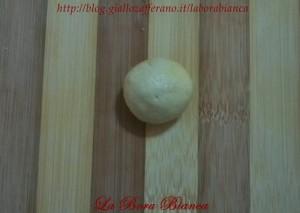 Gnocchi di ricotta con ripieno di salsiccia La Bora Bianca