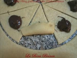 Biscotti alla nutella La Bora Bianca