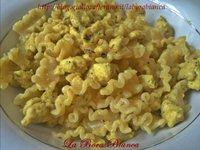 Pasta con tacchino e curry La Bora Bianca