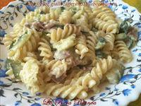 Pasta con zucchine e speck La Bora Bianca