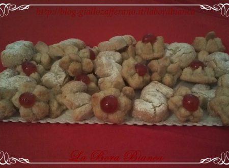 Paste di mandorla siciliane, ricetta pasticcini siciliani