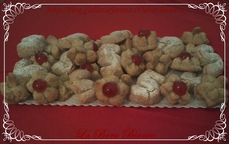 Paste di mandorla siciliane | ricetta pasticcini siciliani | La Bora Bianca