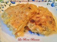 Patate gratinate - Tentazione di Jansson La Bora Bianca