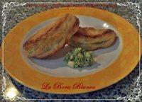 Pasta sfoglia ripiena di broccoli e formaggio La Bora Bianca